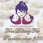 Singapore lactation bakes promotions