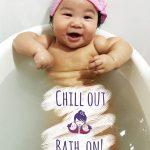 breastmilk bath