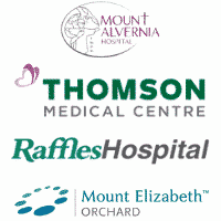Mount A , TMC , Raffles Hospital , Mt E Orchard